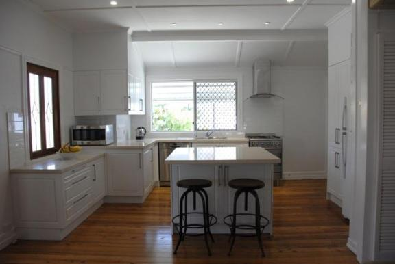 boutique kitchen design Diy kitchens brisbane